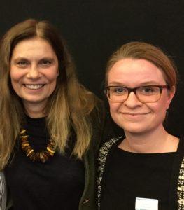 Ina Köpf und Sarah Wiener