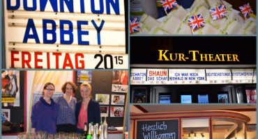 Downton Abbey Collage