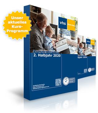 Kursprogramm 2. Halbjahr 2020