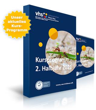 Kursprogramm 2. Halbjahr 2021