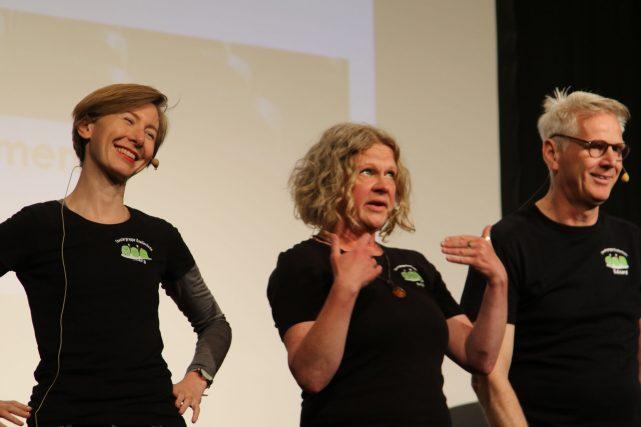 Theatergruppe Knallerbsen, Improvisationstheater
